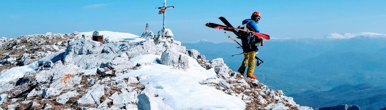 Foto apuane - sci alpinismo
